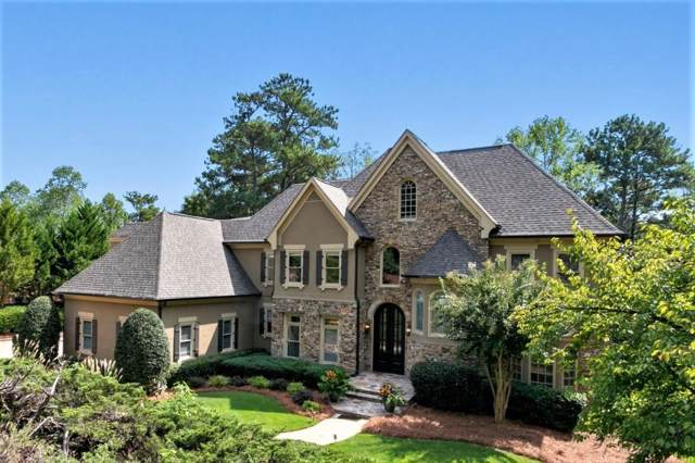 8325 Jett Ferry Road, Sandy Springs, GA 30350 (MLS #6626685) :: North Atlanta Home Team