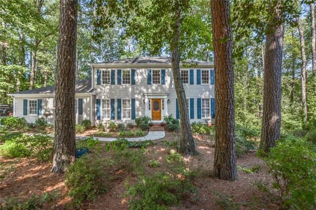 1496 Wheaton Lane, Marietta, GA 30068 (MLS #6626709) :: North Atlanta Home Team