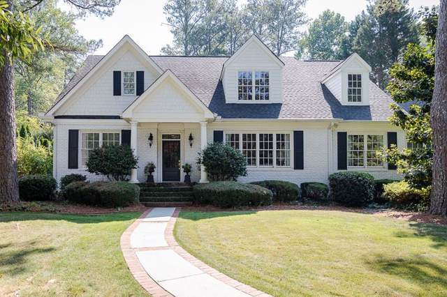 246 Pineland Road, Atlanta, GA 30342 (MLS #6626838) :: The Hinsons - Mike Hinson & Harriet Hinson