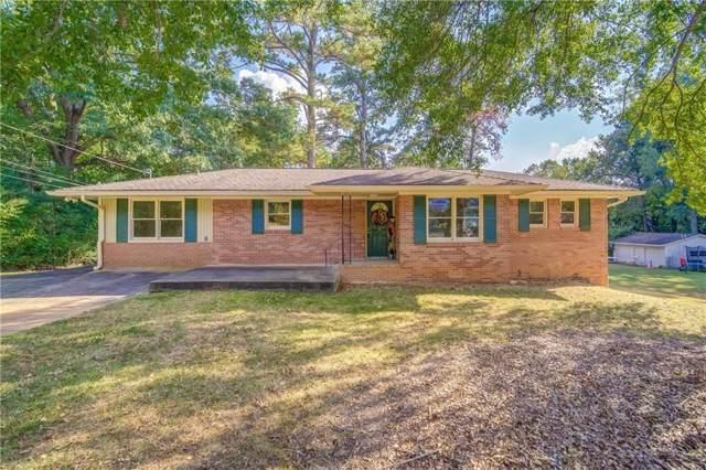 1260 Yates Avenue, Austell, GA 30106 (MLS #6626857) :: North Atlanta Home Team
