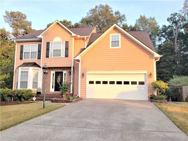 2712 Manor Glen Lane, Suwanee, GA 30024 (MLS #6626877) :: North Atlanta Home Team