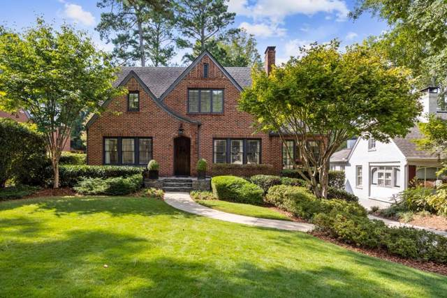 1664 Homestead Avenue, Atlanta, GA 30306 (MLS #6626884) :: North Atlanta Home Team