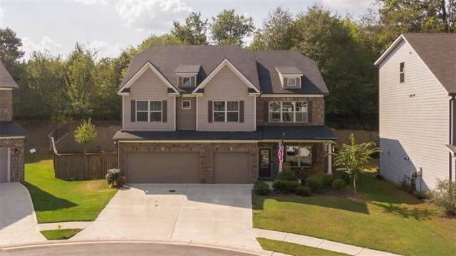 110 Madison Street, Holly Springs, GA 30115 (MLS #6626902) :: North Atlanta Home Team