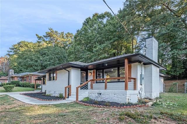 3166 Ardley Road SW, Atlanta, GA 30311 (MLS #6626918) :: North Atlanta Home Team