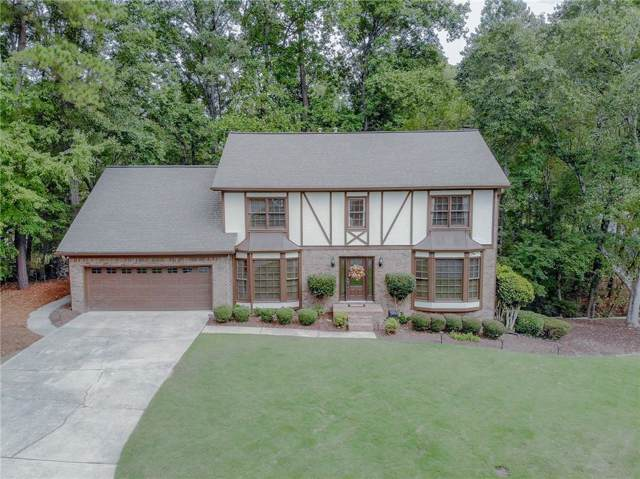 4223 Spring House Lane, Peachtree Corners, GA 30092 (MLS #6626935) :: North Atlanta Home Team