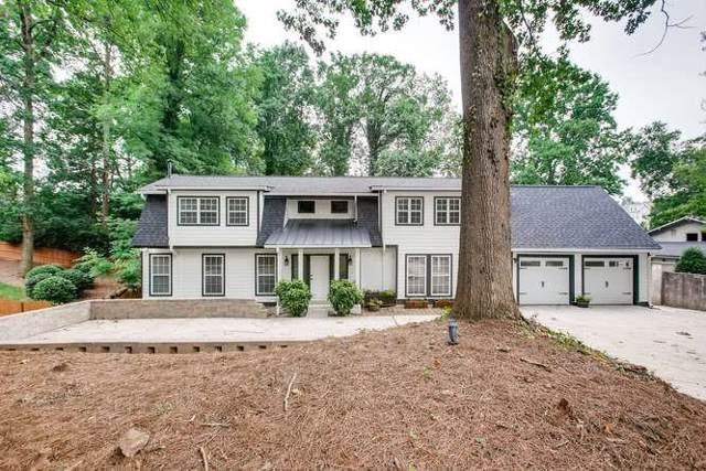 305 Franklin Road, Atlanta, GA 30342 (MLS #6626946) :: The Heyl Group at Keller Williams