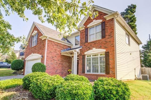 20 Hunters Trace, Dallas, GA 30157 (MLS #6626972) :: Kennesaw Life Real Estate