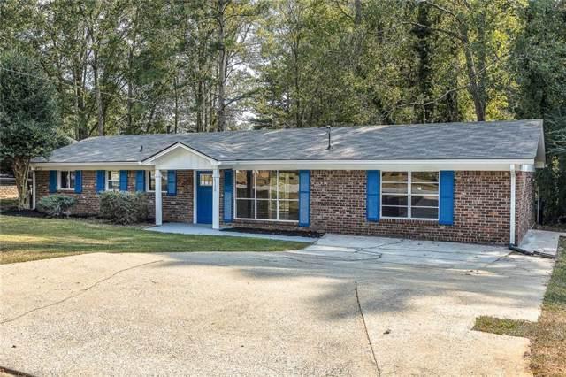 4750 Pueblo Drive SW, Atlanta, GA 30331 (MLS #6626981) :: North Atlanta Home Team