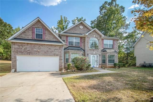 7537 Spoleto Loop, Fairburn, GA 30213 (MLS #6626990) :: Iconic Living Real Estate Professionals