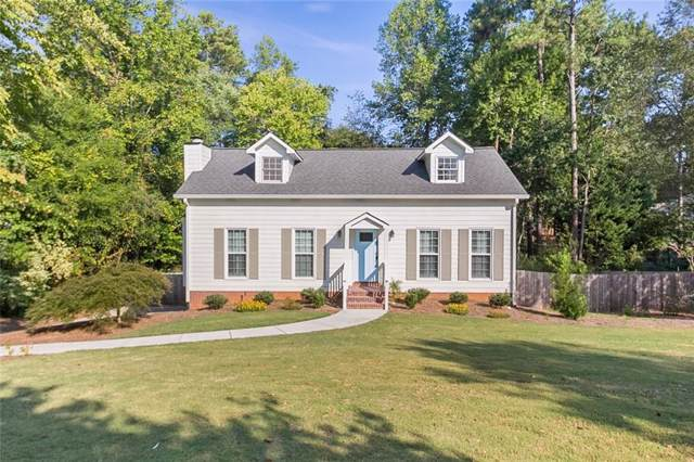 3217 Hickory Bluff Drive, Marietta, GA 30062 (MLS #6626999) :: KELLY+CO