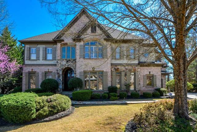5163 Brendlynn Drive, Suwanee, GA 30024 (MLS #6627077) :: The North Georgia Group