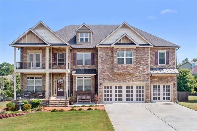 3622 Guinevere Trace, Douglasville, GA 30135 (MLS #6627080) :: North Atlanta Home Team