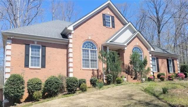 1021 Laurel Ridge Drive, Mcdonough, GA 30252 (MLS #6627082) :: Charlie Ballard Real Estate