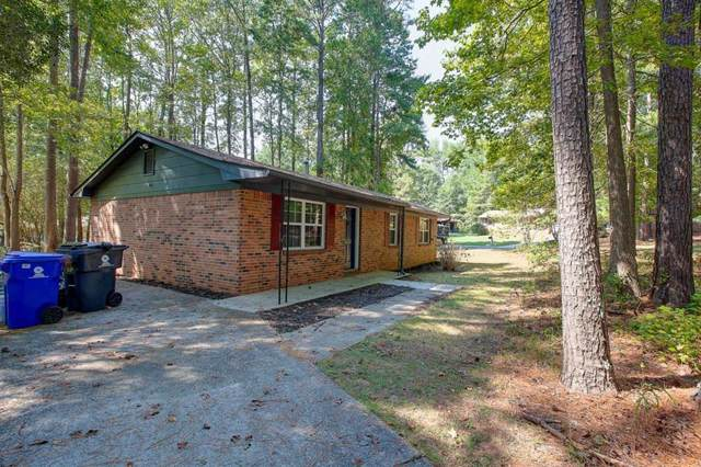 1 Silverwood Drive, Newnan, GA 30265 (MLS #6627084) :: North Atlanta Home Team