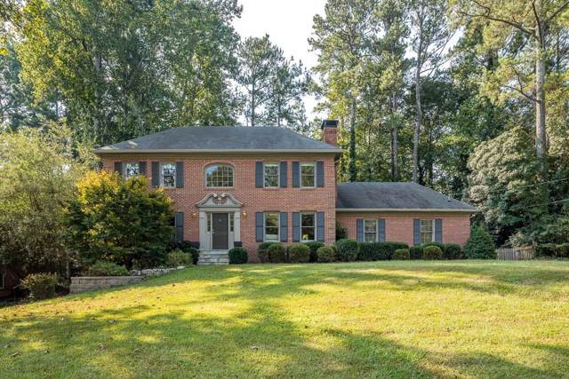 3948 Glen Meadow Drive, Peachtree Corners, GA 30092 (MLS #6627085) :: North Atlanta Home Team