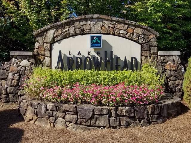 206 Chickasaw Drive, Waleska, GA 30183 (MLS #6627090) :: Kennesaw Life Real Estate