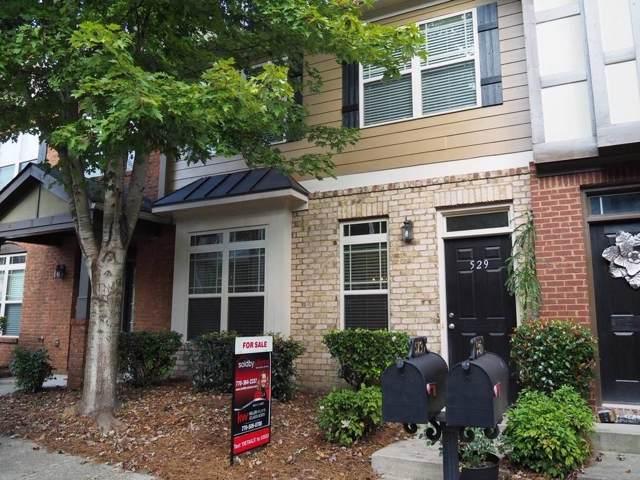 529 Ridge View Crossing, Woodstock, GA 30188 (MLS #6627105) :: North Atlanta Home Team