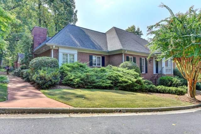 13 Downshire Lane, Decatur, GA 30033 (MLS #6627131) :: North Atlanta Home Team