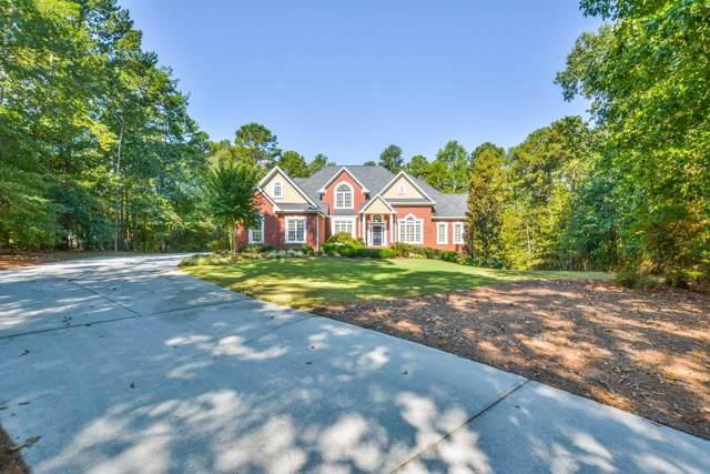 605 Ivy Lea Drive, Lawrenceville, GA 30045 (MLS #6627174) :: North Atlanta Home Team