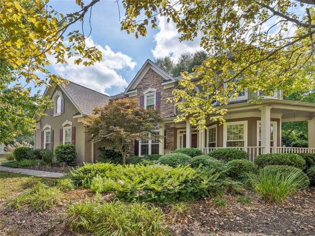 3160 Foxhall Overlook, Roswell, GA 30075 (MLS #6627200) :: The Butler/Swayne Team
