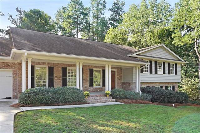 1289 W Nancy Creek Drive NE, Brookhaven, GA 30319 (MLS #6627203) :: North Atlanta Home Team