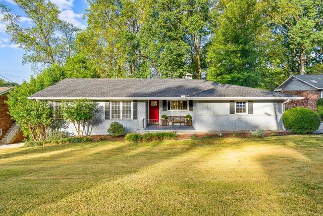 1840 Timothy Drive NE, Atlanta, GA 30329 (MLS #6627205) :: North Atlanta Home Team