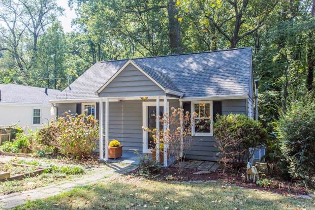 166 Ridgeland Avenue, Decatur, GA 30030 (MLS #6627240) :: The North Georgia Group