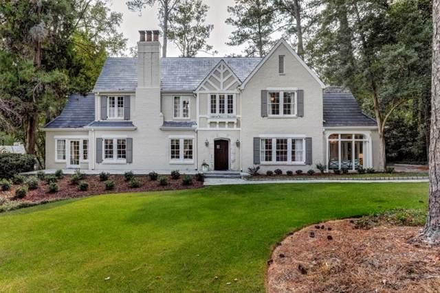 1720 W Wesley Road NW, Atlanta, GA 30327 (MLS #6627246) :: North Atlanta Home Team