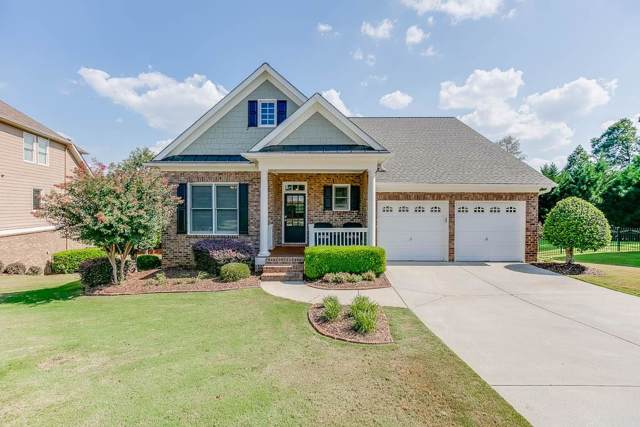 7928 Benchmark Drive, Flowery Branch, GA 30542 (MLS #6627282) :: Kennesaw Life Real Estate
