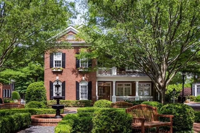 1121 Bellewood Square, Dunwoody, GA 30338 (MLS #6627283) :: North Atlanta Home Team