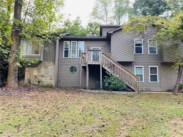 1890 Winding Creek Lane SW, Marietta, GA 30064 (MLS #6627285) :: North Atlanta Home Team