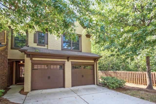 4942 Berkeley Oak Circle, Peachtree Corners, GA 30092 (MLS #6627287) :: North Atlanta Home Team