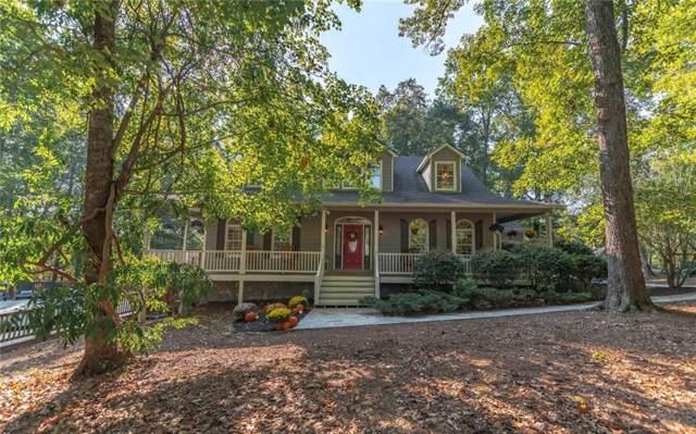 31 Deer Walk Trail, Talking Rock, GA 30175 (MLS #6627306) :: North Atlanta Home Team