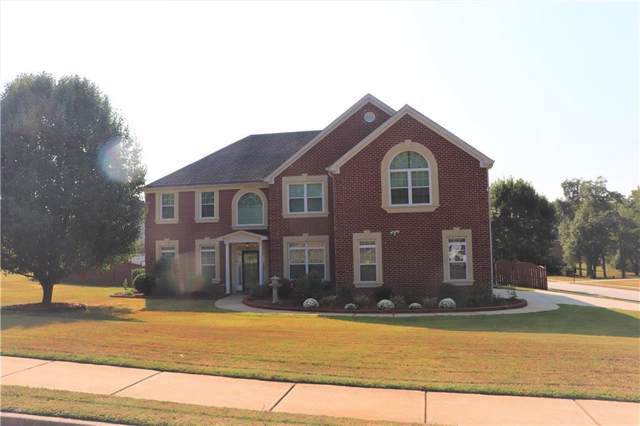 95 Heritage Pointe Drive, Covington, GA 30016 (MLS #6627309) :: The North Georgia Group