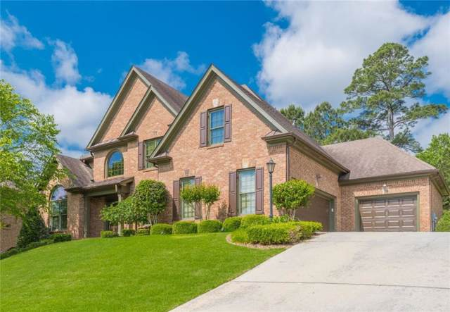 2511 Floral Valley Drive, Dacula, GA 30019 (MLS #6627330) :: The Cowan Connection Team