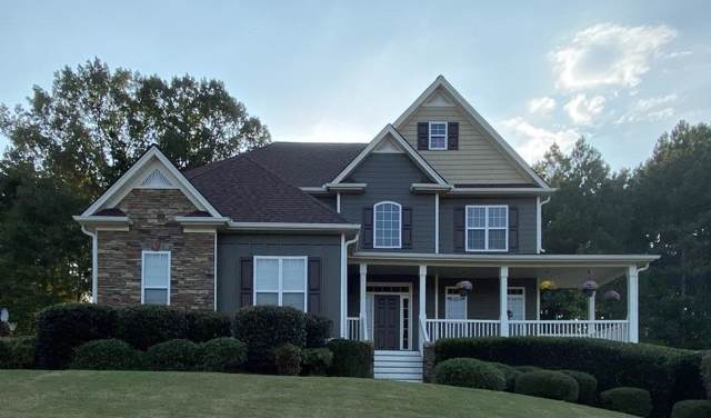 155 Somersby Drive, Dallas, GA 30157 (MLS #6627363) :: North Atlanta Home Team