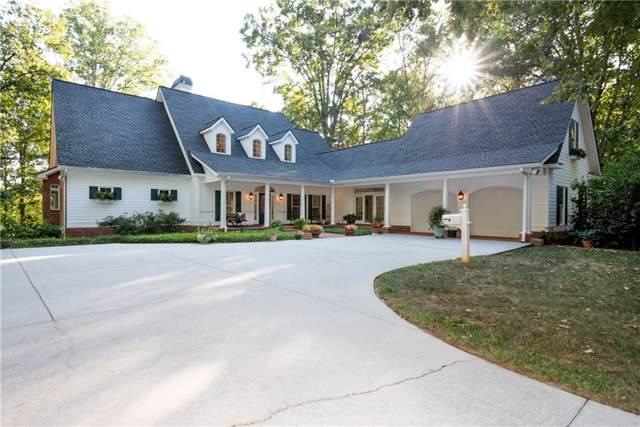 300 Serenity Lake Lane, Clarkesville, GA 30523 (MLS #6627370) :: North Atlanta Home Team