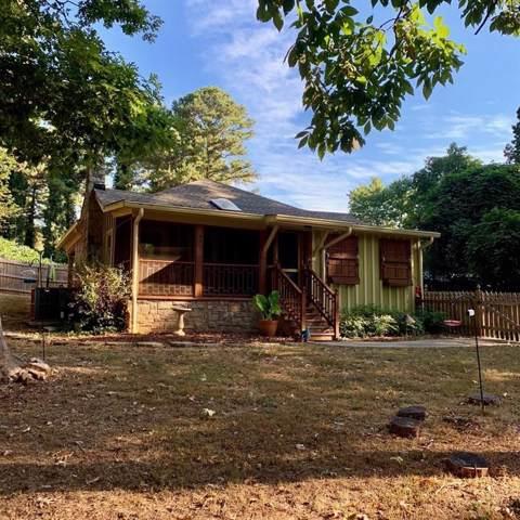 4566 Ridge Drive, Pine Lake, GA 30072 (MLS #6627379) :: North Atlanta Home Team