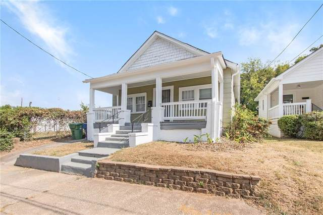 16 Howell Street SE, Atlanta, GA 30312 (MLS #6627396) :: North Atlanta Home Team