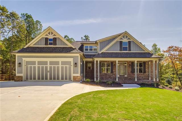 20 Mountain Pointe Drive, Ball Ground, GA 30107 (MLS #6627418) :: RE/MAX Prestige