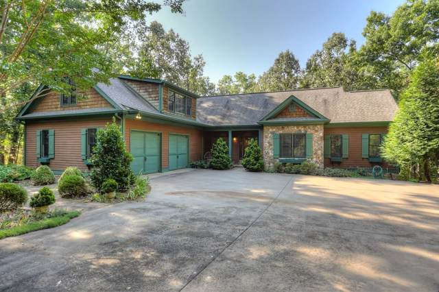 714 Meadowlands Drive, Talking Rock, GA 30175 (MLS #6627504) :: The Heyl Group at Keller Williams