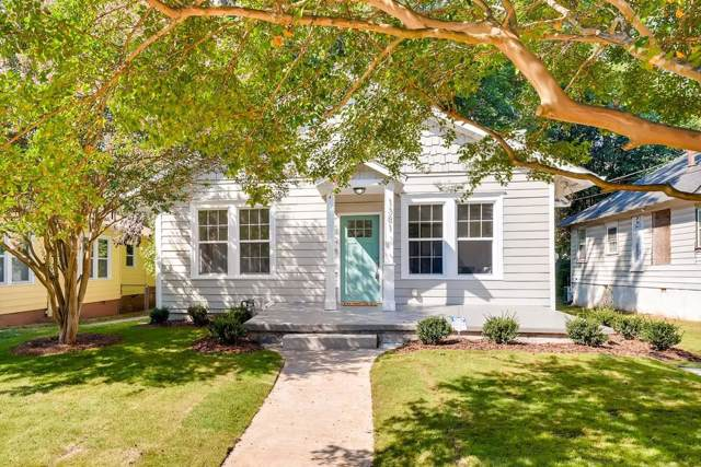 1381 Graham Street SW, Atlanta, GA 30310 (MLS #6627538) :: North Atlanta Home Team
