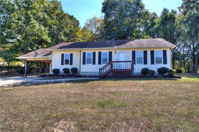 39 Black Jack Mountain Circle SW, Cartersville, GA 30120 (MLS #6627546) :: North Atlanta Home Team