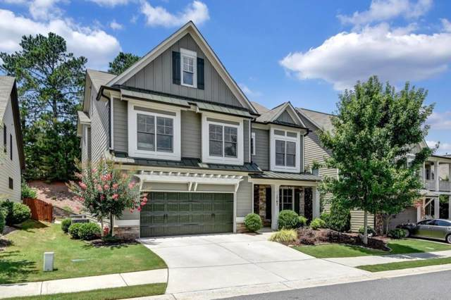 1747 Grand Oaks Drive, Woodstock, GA 30188 (MLS #6627583) :: The Heyl Group at Keller Williams