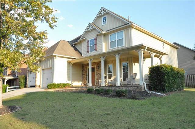 5935 Park Bend Avenue, Braselton, GA 30517 (MLS #6627589) :: The Hinsons - Mike Hinson & Harriet Hinson