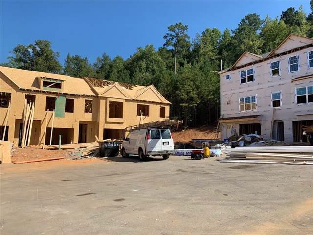 1012 Belfry Terrace #996, Fairburn, GA 30213 (MLS #6627601) :: Charlie Ballard Real Estate