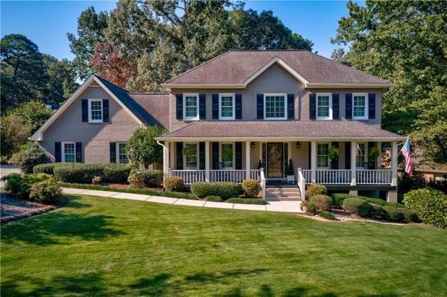 2926 Matthew Lane, Lawrenceville, GA 30044 (MLS #6627614) :: North Atlanta Home Team