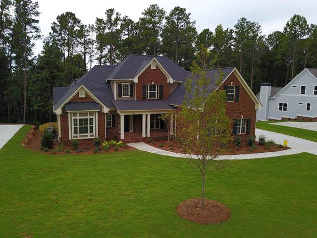 1322 Chipmunk Forest Chase, Powder Springs, GA 30127 (MLS #6627636) :: North Atlanta Home Team