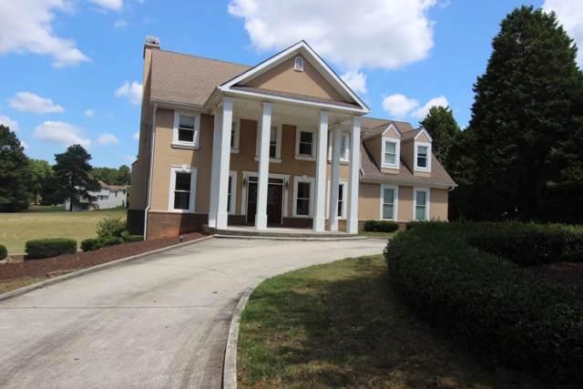 155 Morning Springs Walk, Fayetteville, GA 30214 (MLS #6627648) :: North Atlanta Home Team