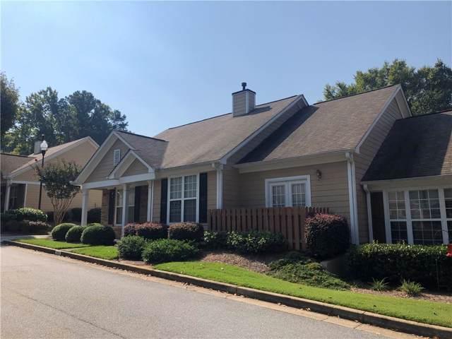 2323 Barrett Cottage Place #8, Marietta, GA 30066 (MLS #6627681) :: Kennesaw Life Real Estate